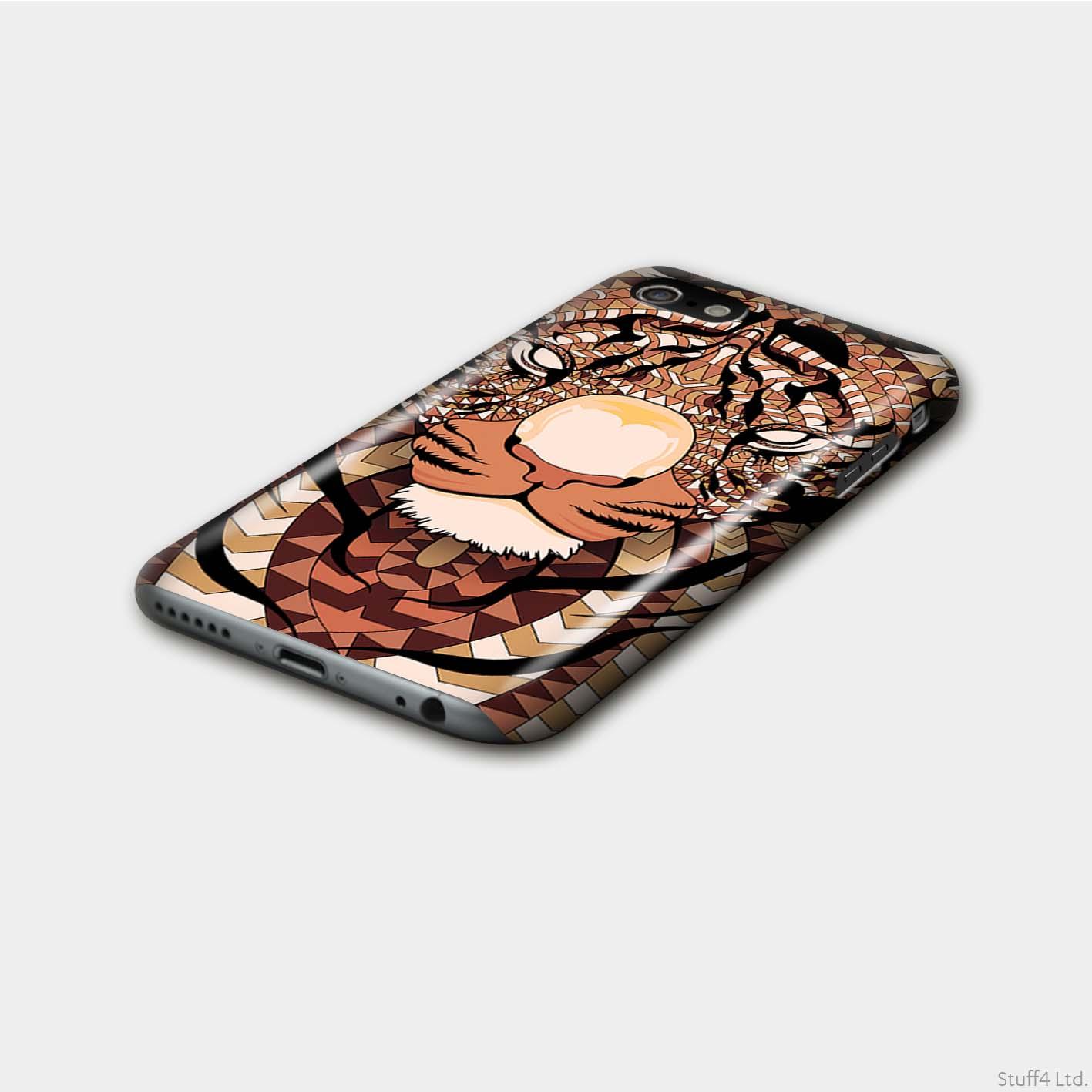 Gloss-Phone-Case-for-Apple-iPhone-X-10-Aztec-Animal-Design thumbnail 7