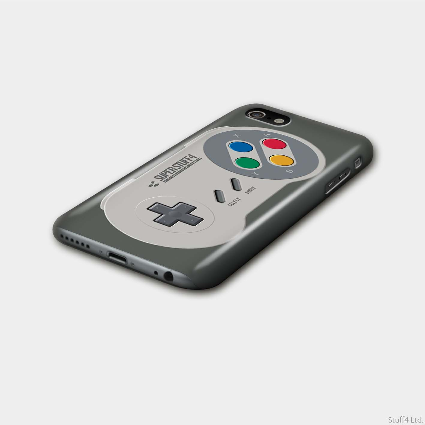Matte-Phone-Case-for-Apple-iPhone-XR-Games-Console thumbnail 7