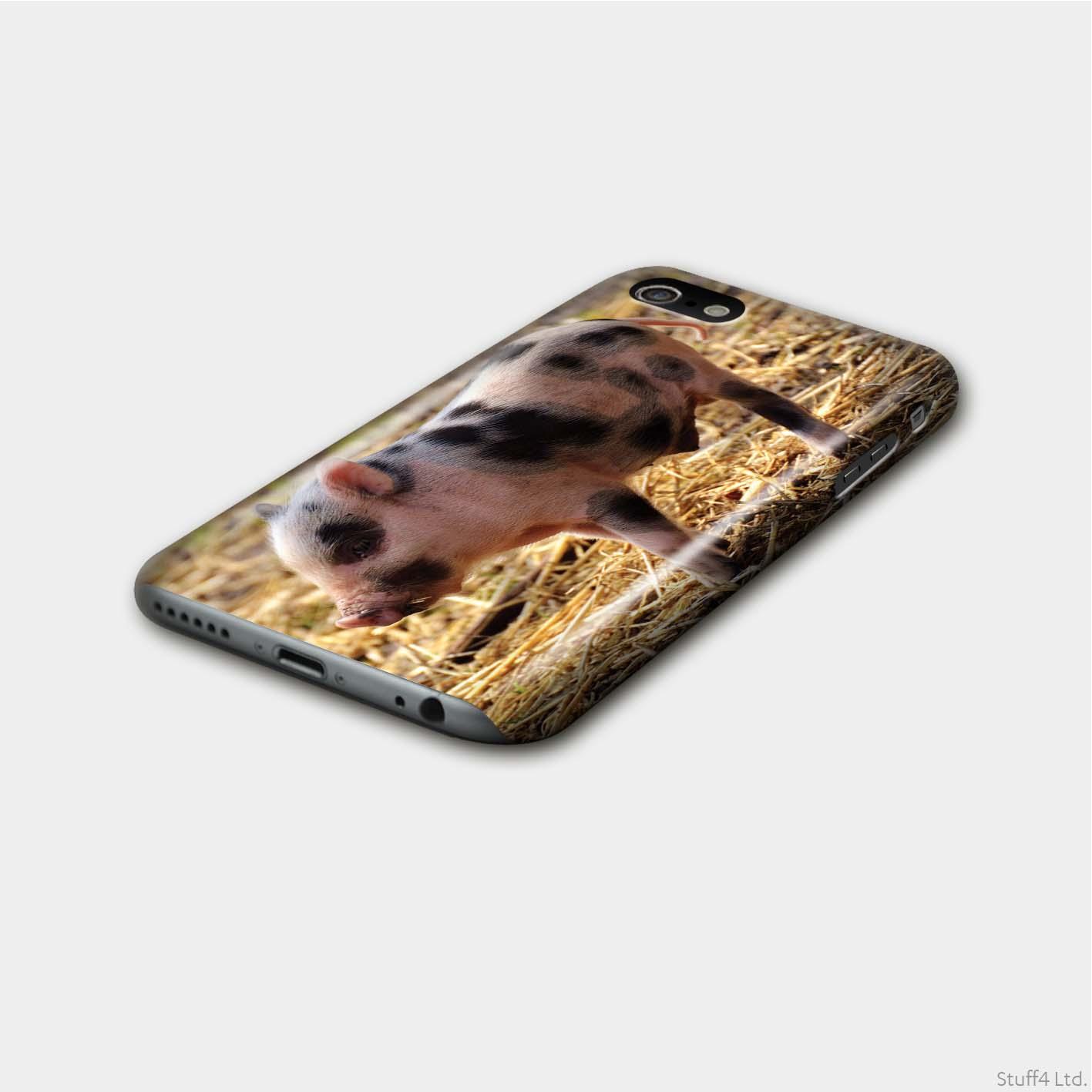 Matte-Phone-Case-for-Apple-iPhone-7-Plus-Cute-Pet-Animals thumbnail 7