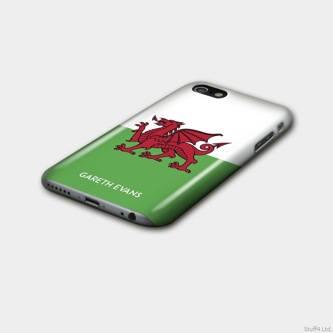 Personalised-Matte-Phone-Case-for-Apple-iPhone-7-Custom-National-Nation-Flag-2 thumbnail 7