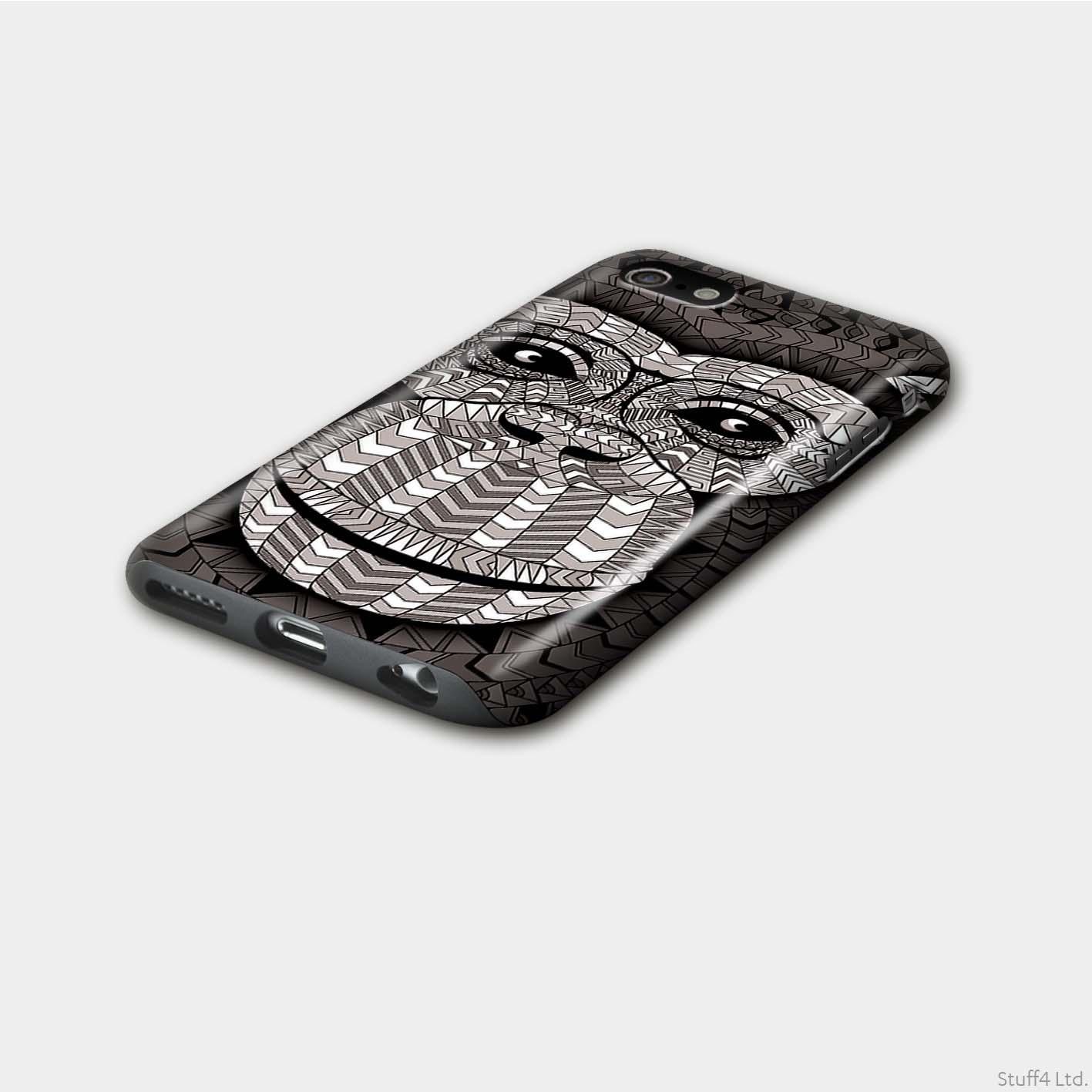 Matte-Tough-Case-for-Apple-iPhone-8-Aztec-Animal-Design thumbnail 7