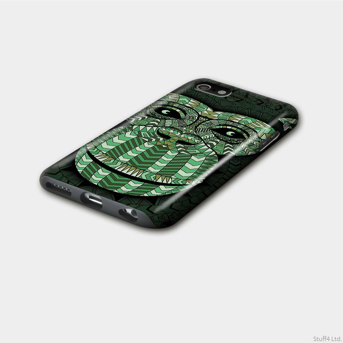Matte-Tough-Case-for-Samsung-Galaxy-S10-Aztec-Animal-Design thumbnail 7