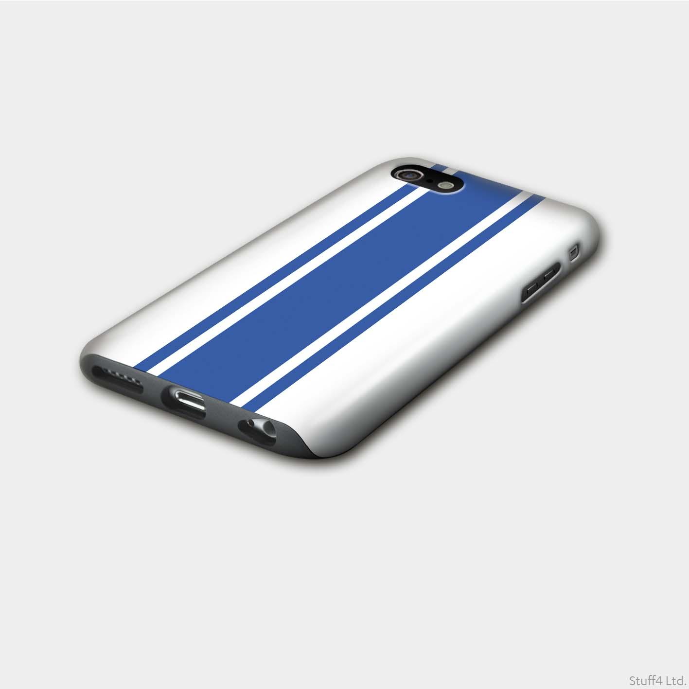 Matte Case for Samsung Galaxy S8 Plus G955 Racing Car Stripes