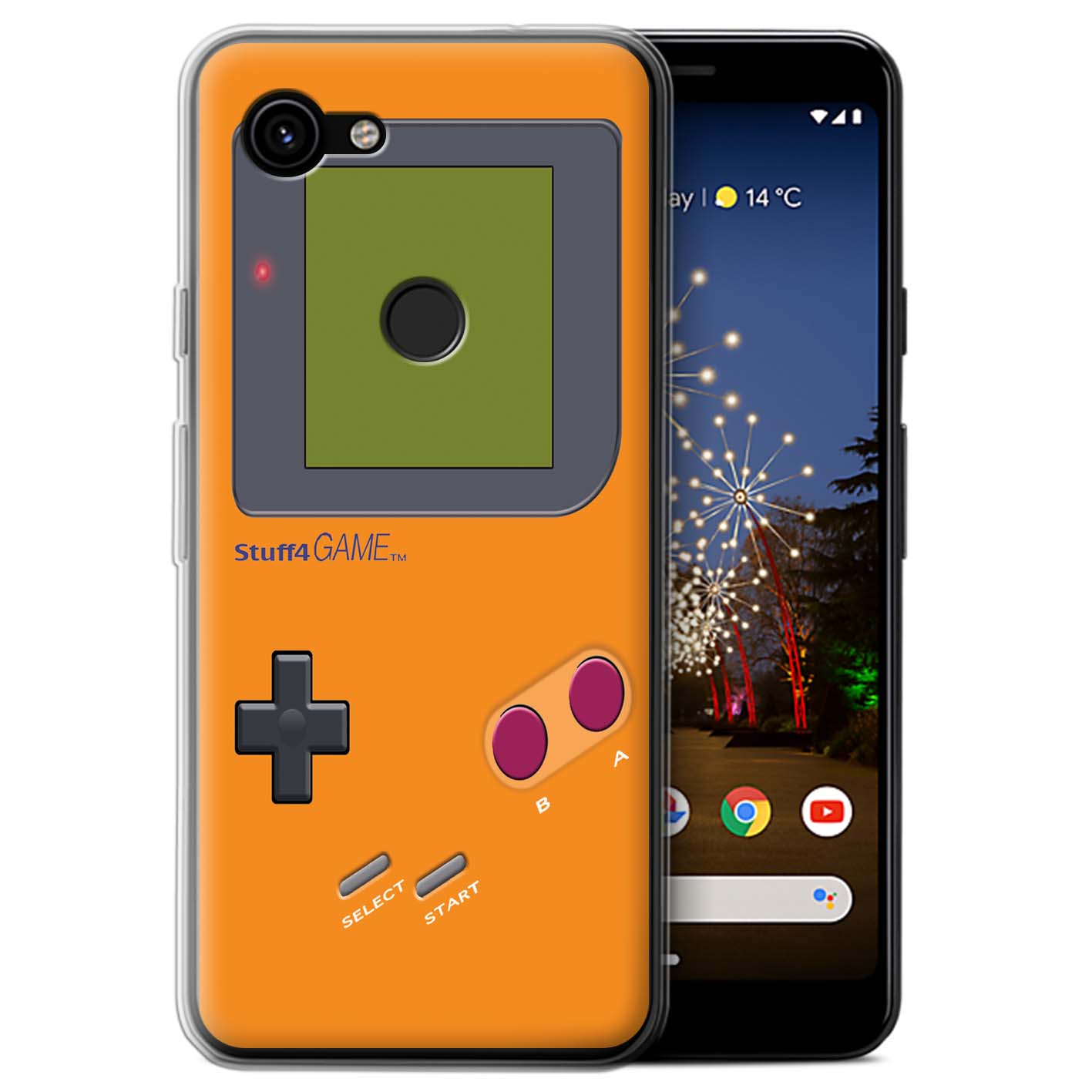 Gel-TPU-Case-for-Google-Pixel-3a-XL-Video-Gamer-Gameboy thumbnail 11