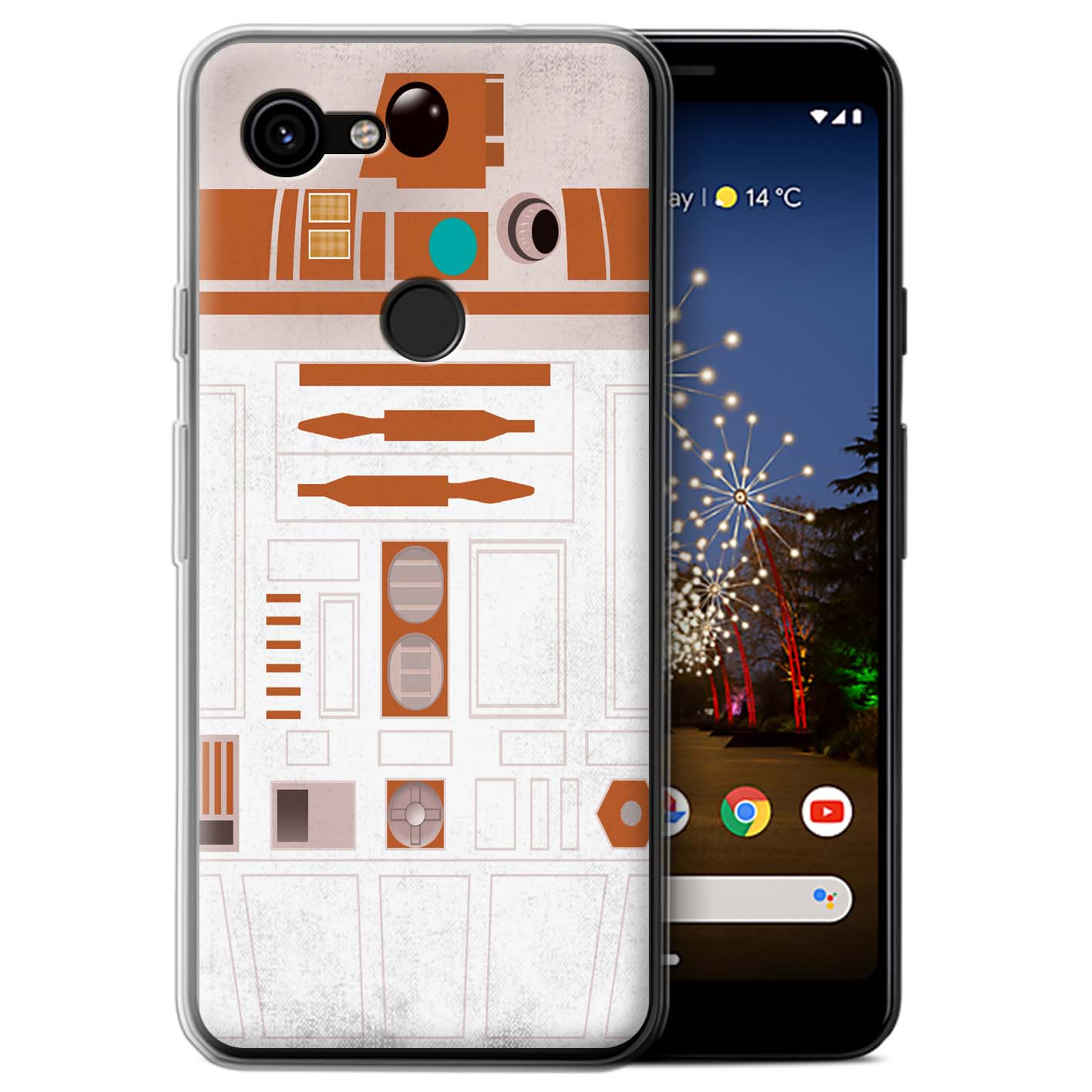 Gel-TPU-Case-for-Google-Pixel-3a-XL-Astromech-Droid thumbnail 11
