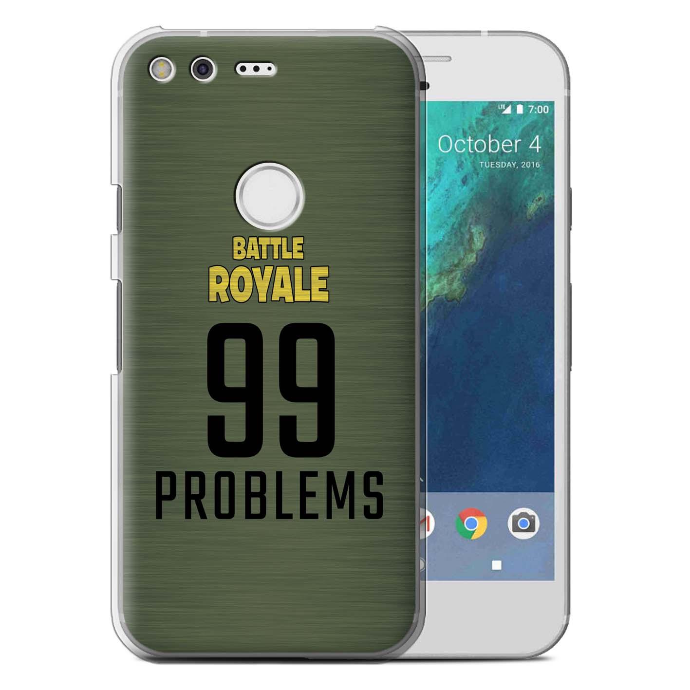 STUFF4-Phone-Case-Back-Cover-for-Google-Pixel-XL-5-5-034-FN-Battle-Royale