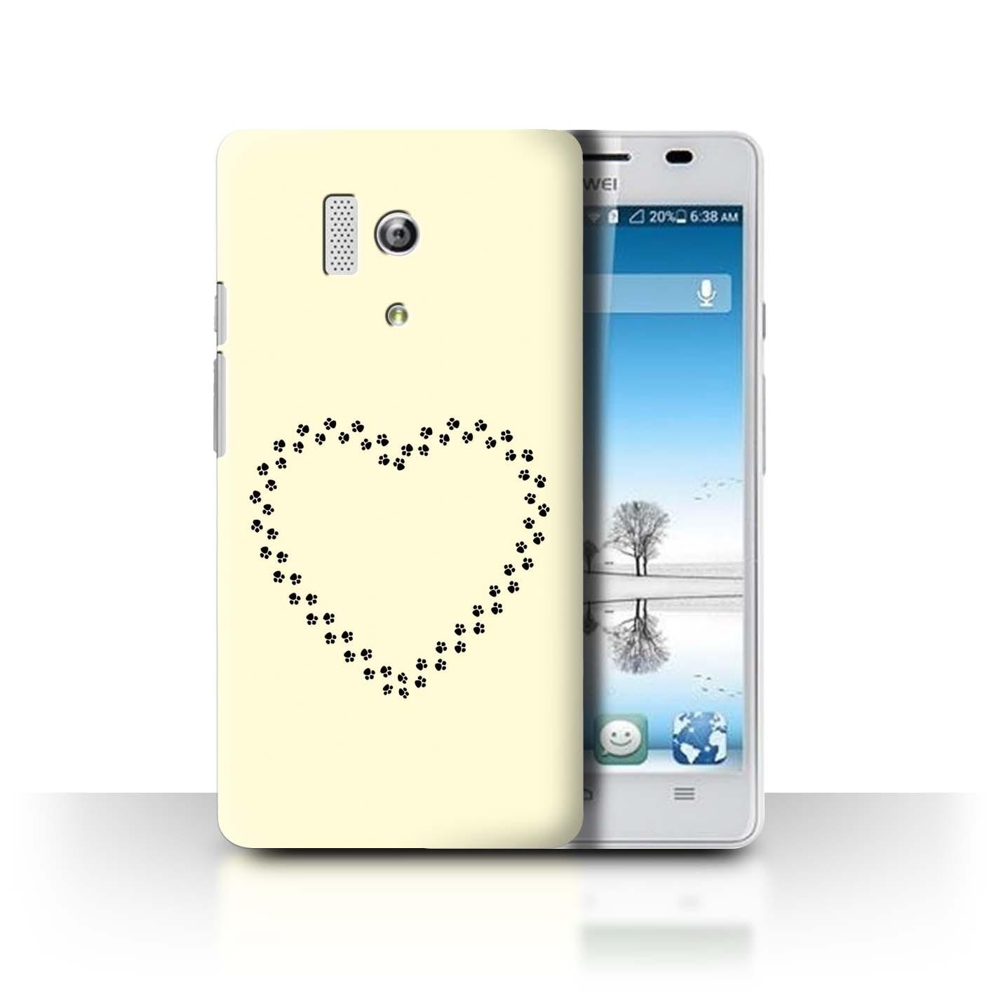 STUFF4-Back-Case-Cover-Skin-for-Huawei-Honor-3-Cute-Cartoon-Cat