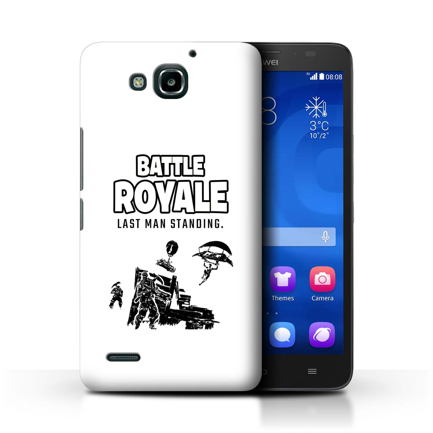 STUFF4-Phone-Case-Back-Cover-for-Huawei-Honor-3X-G750-FN-Battle-Royale