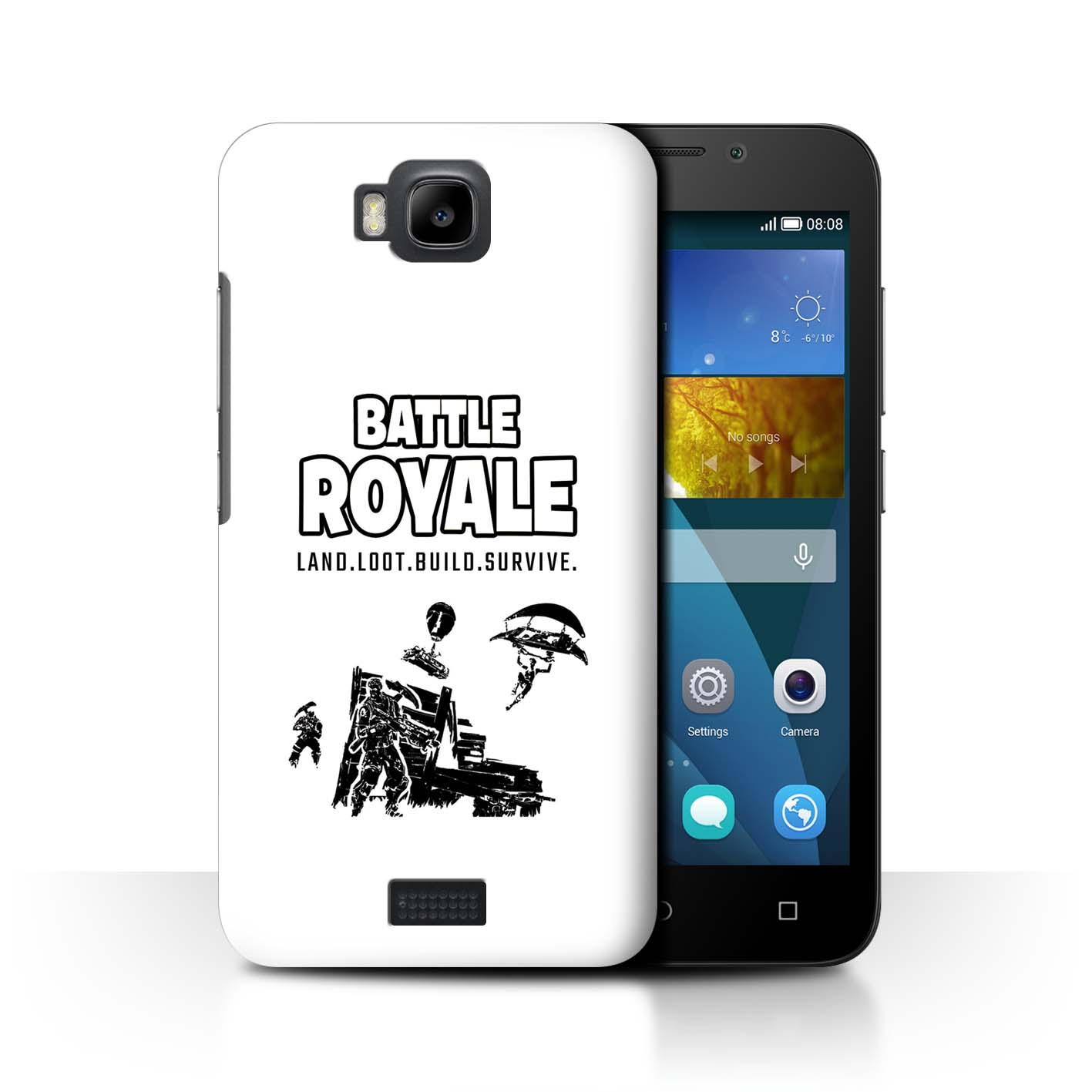 STUFF4-Phone-Case-Back-Cover-for-Huawei-Honor-Bee-Y5c-FN-Battle-Royale