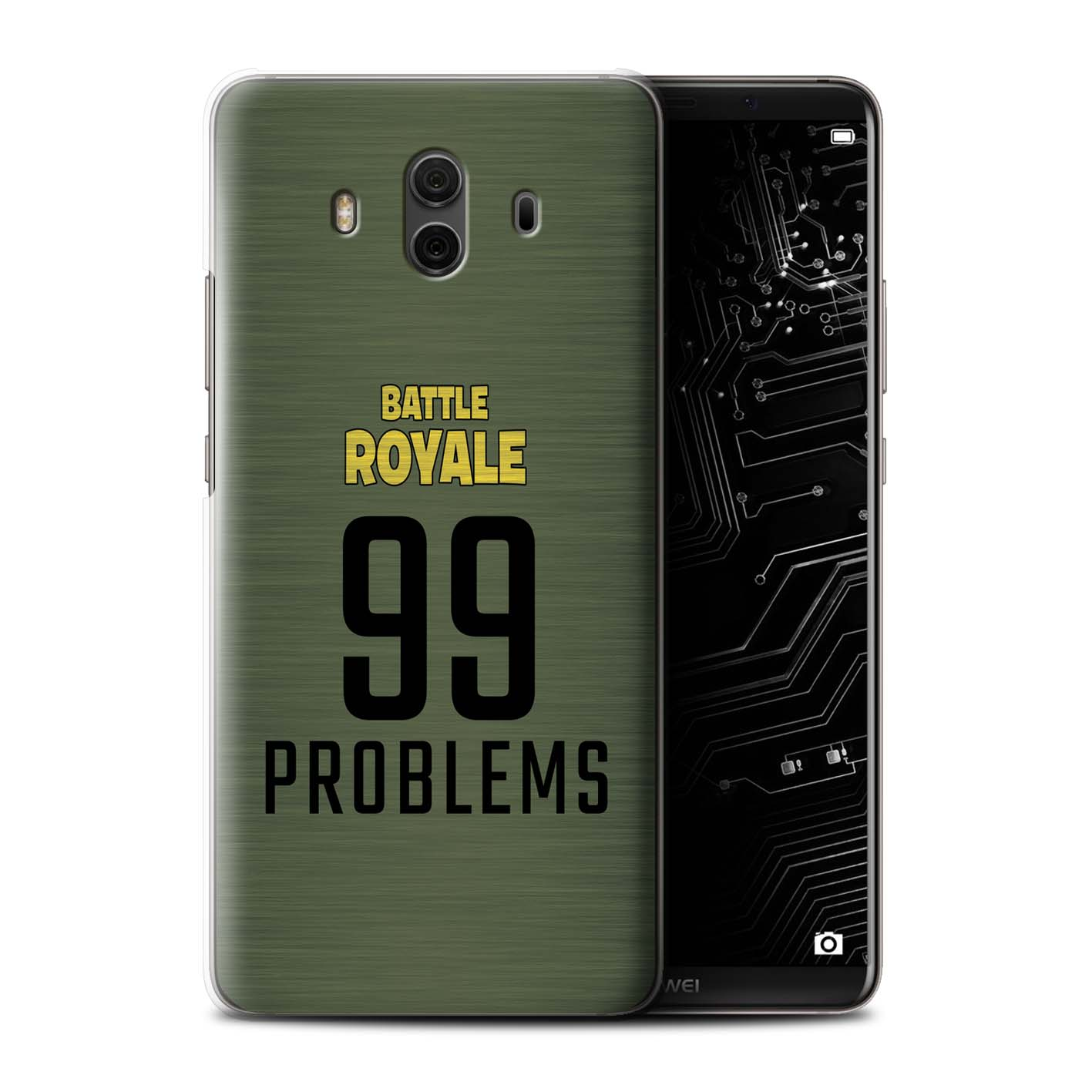 STUFF4-Phone-Case-Back-Cover-for-Huawei-Mate-10-FN-Battle-Royale
