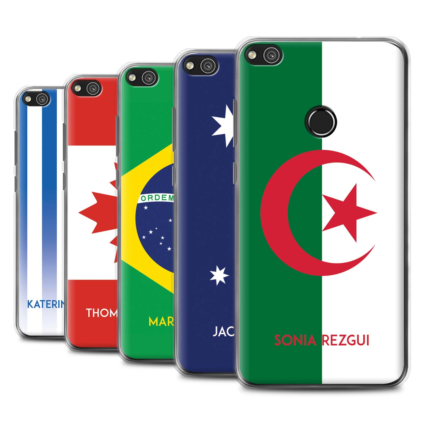 Personalised-Case-for-Huawei-P8-Lite-2017-Custom-National-Nation-Flag-3