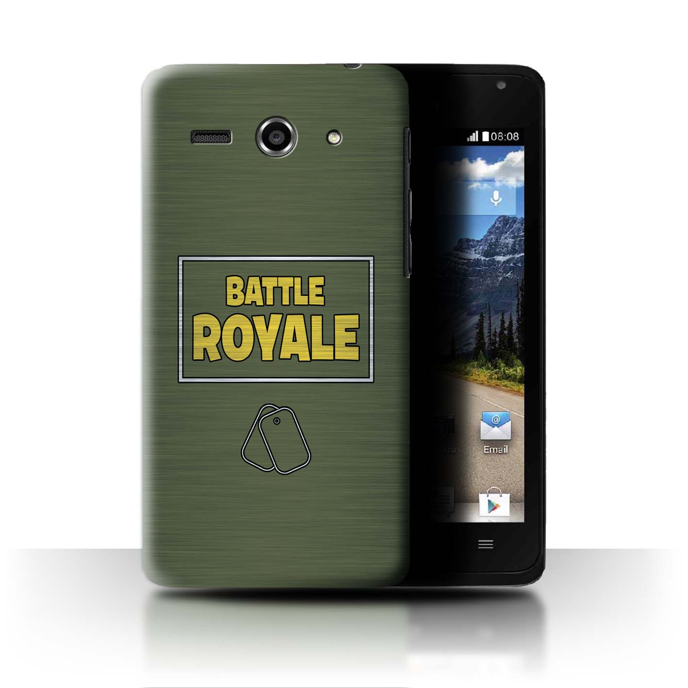 STUFF4-Phone-Case-Back-Cover-for-Huawei-Ascend-Y530-FN-Battle-Royale