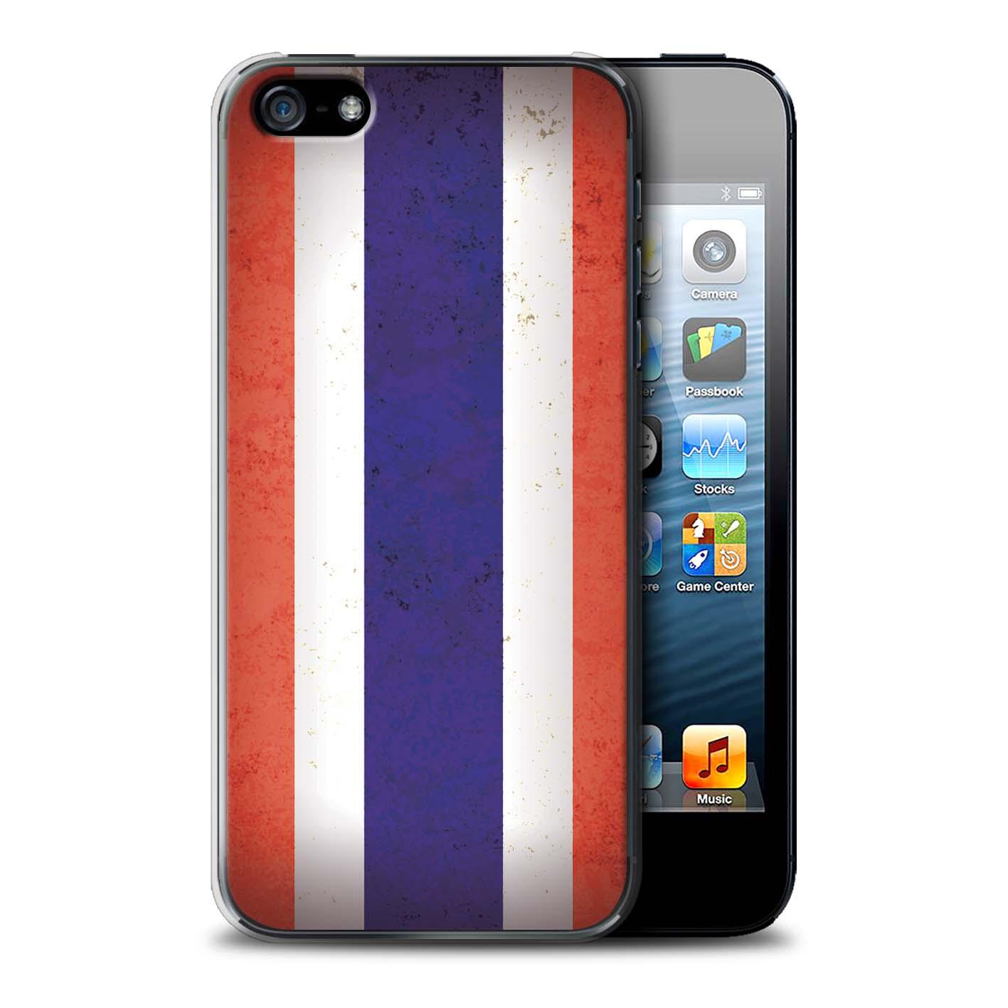 Phone-Case-for-Apple-iPhone-SE-Asian-Flag thumbnail 31