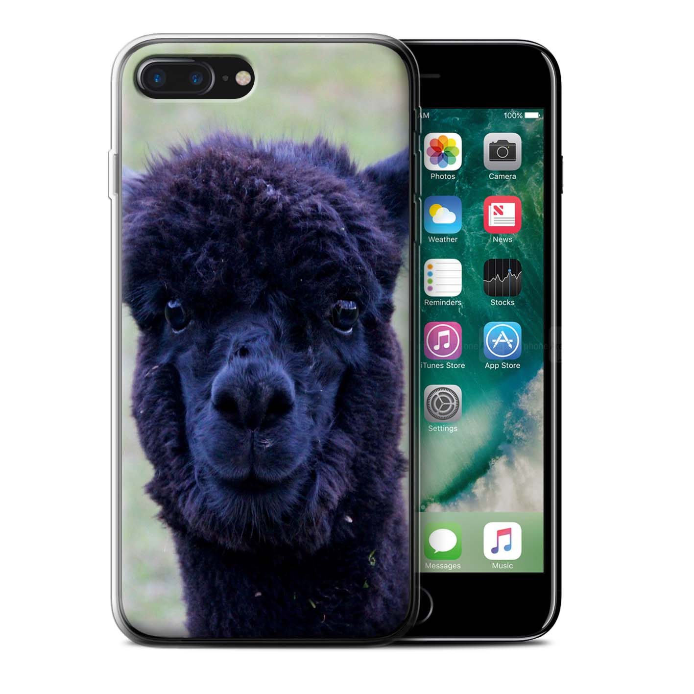 coque alpaga iphone 7