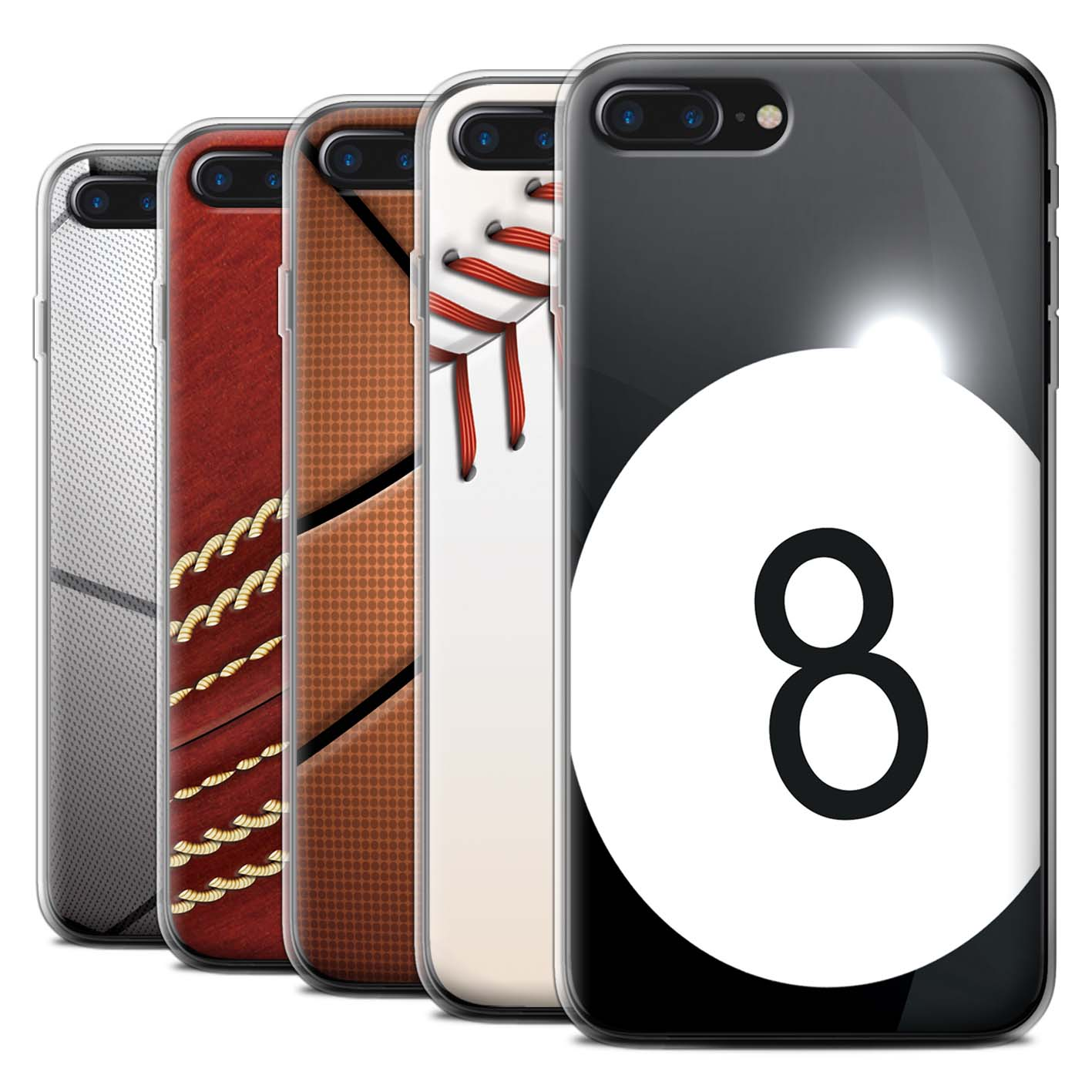 Gel-TPU-Case-for-Apple-iPhone-7-Plus-Sports-Balls