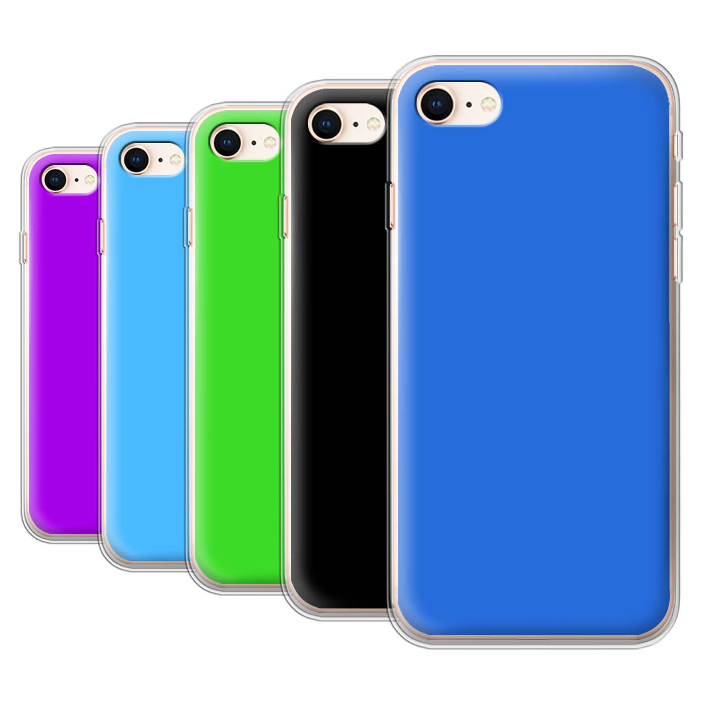 Gel-TPU-Case-for-Apple-iPhone-8-Colours