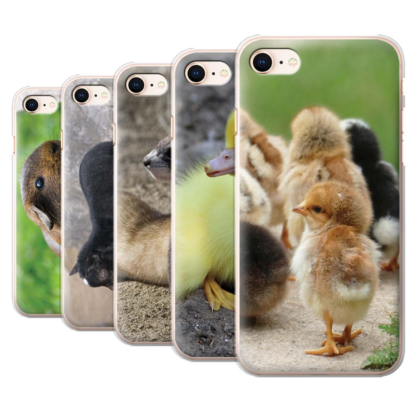 Phone-Case-for-Apple-iPhone-8-Cute-Pet-Animals