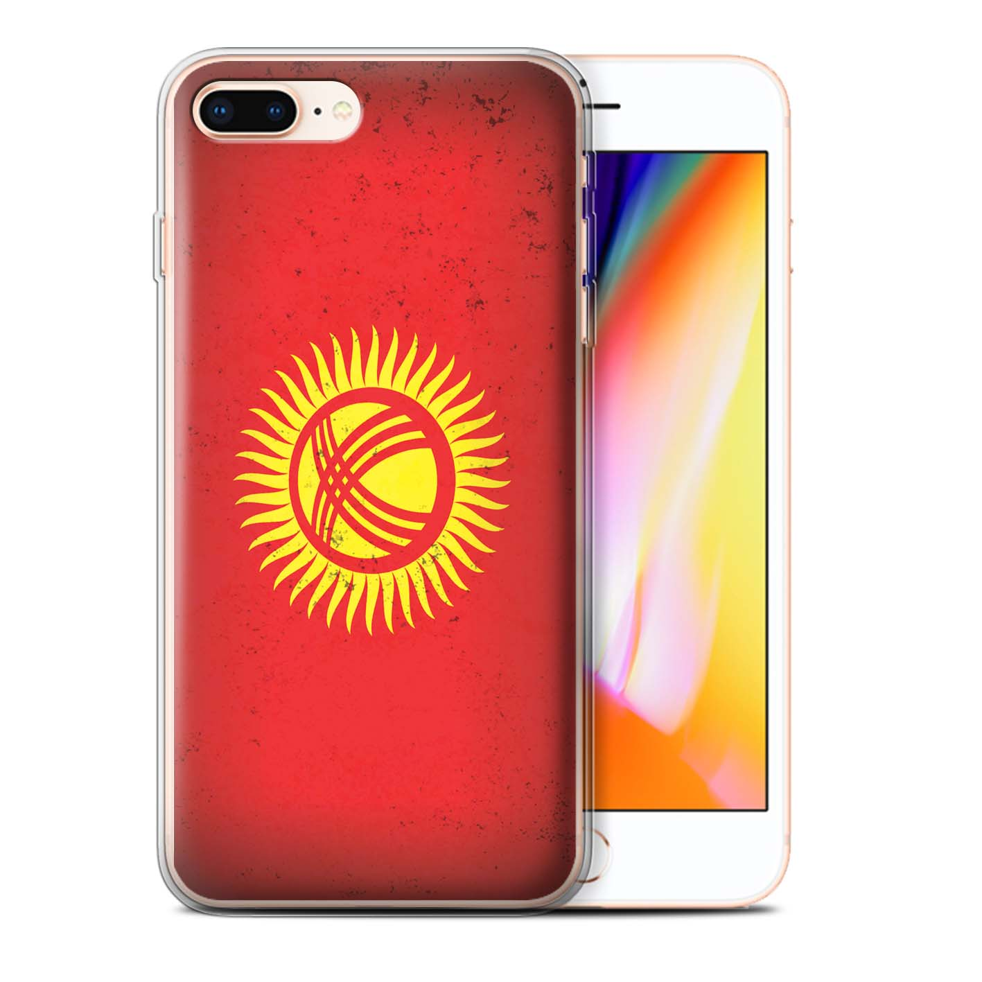 Gel-TPU-Case-for-Apple-iPhone-8-Plus-Asian-Flag thumbnail 20