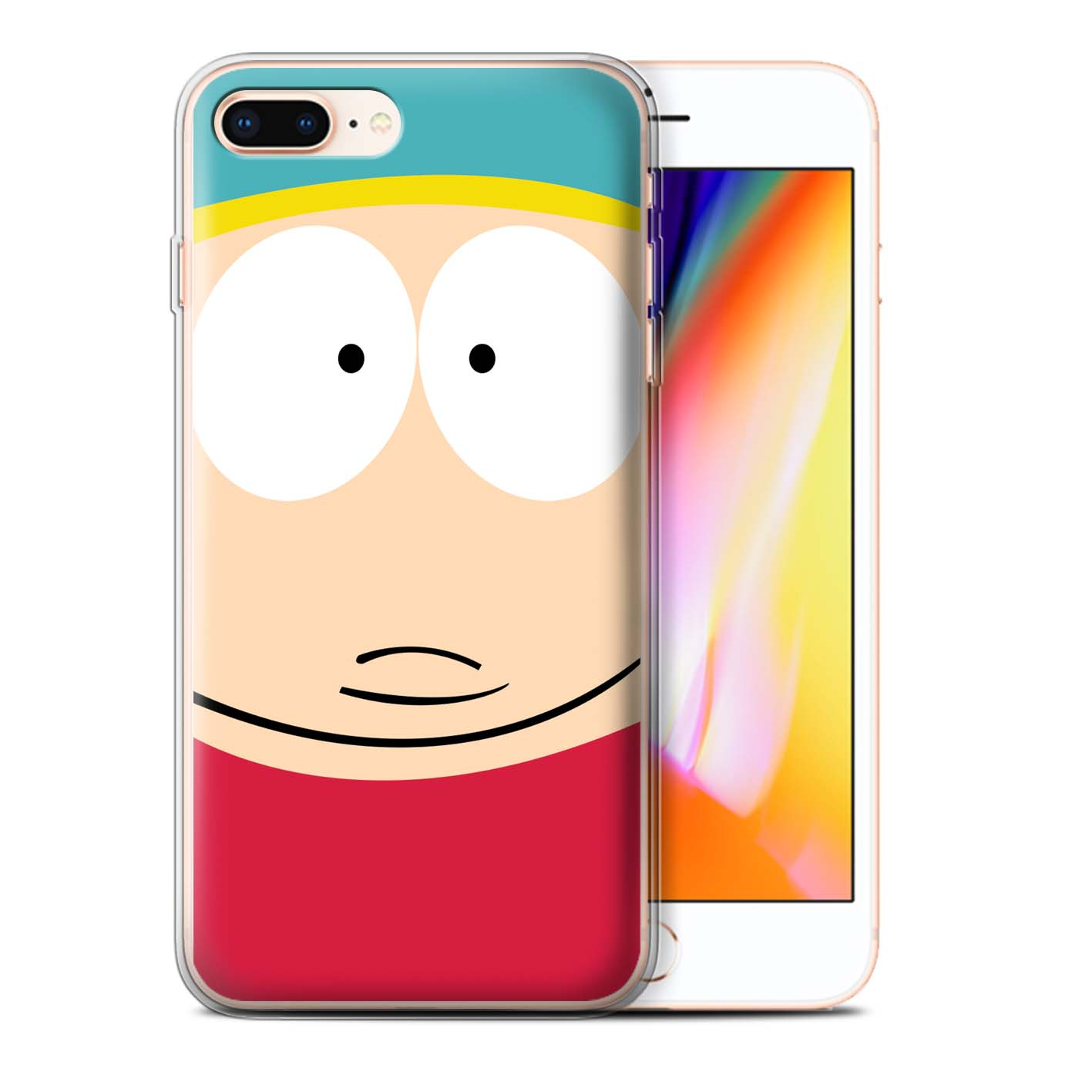 Gel-TPU-Case-for-Apple-iPhone-8-Plus-Funny-South-Park-Inspired thumbnail 9