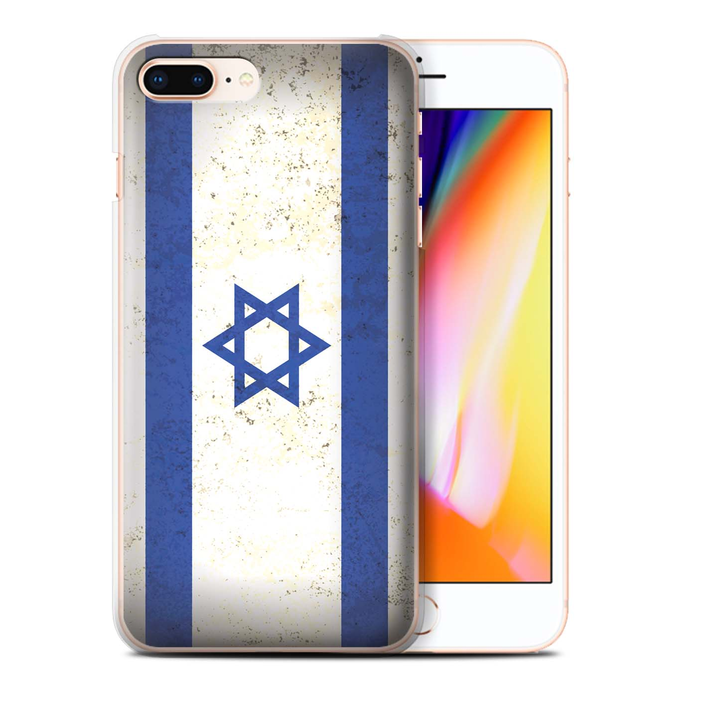 Phone-Case-for-Apple-iPhone-8-Plus-Asian-Flag thumbnail 17