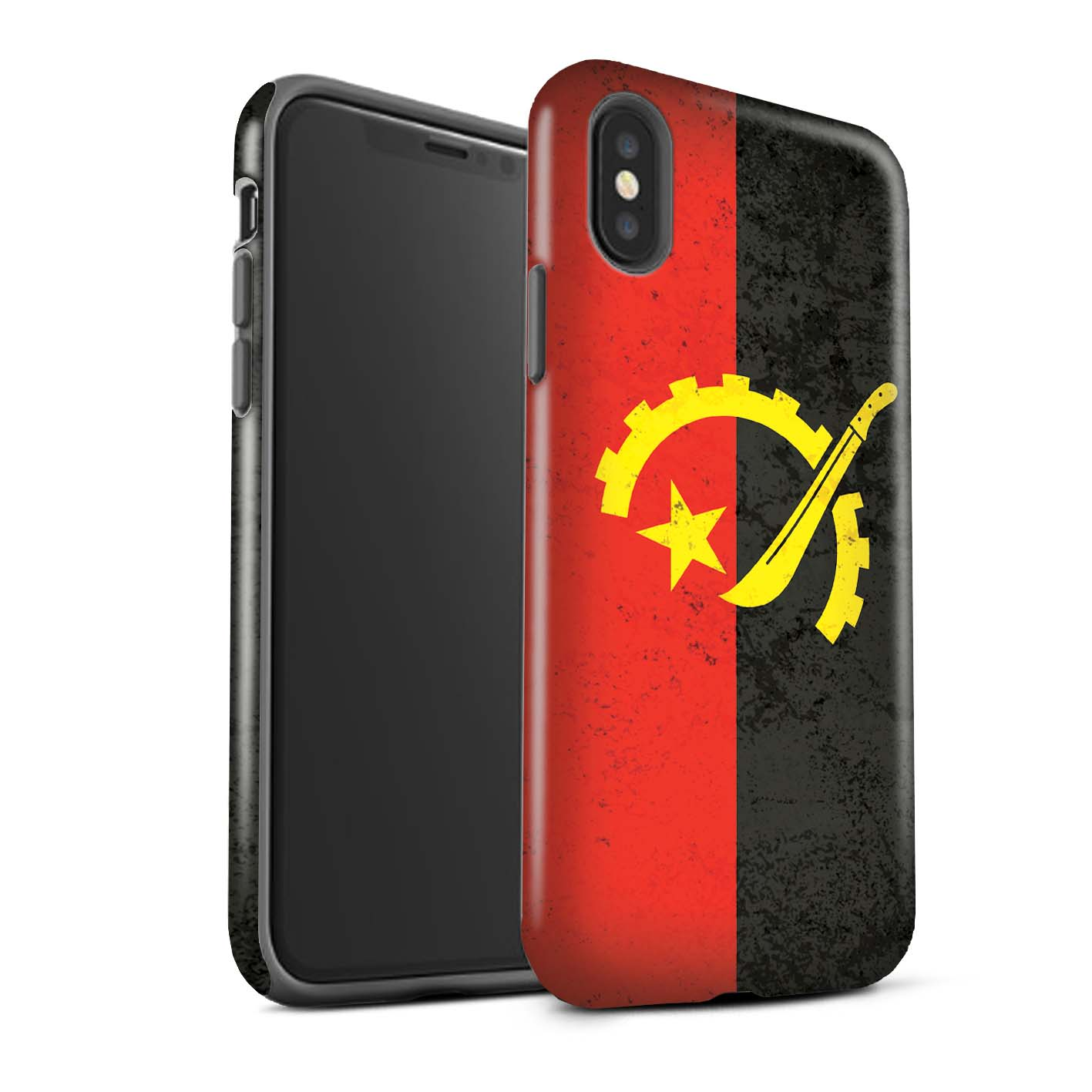 Personalised-Matte-Phone-Case-for-Apple-iPhone-XR-Custom-Handwritten-Glitter