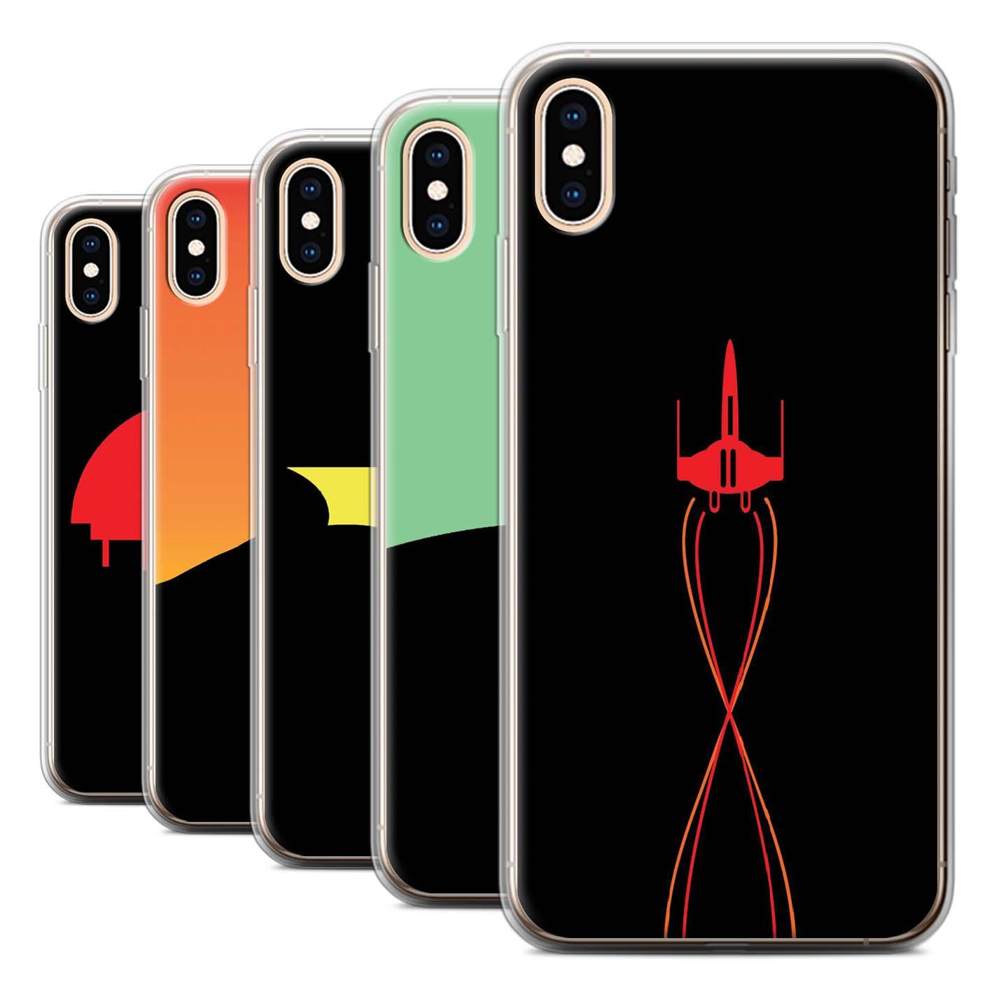Gel-TPU-Case-for-Apple-iPhone-XS-Max-Minimalist-Movie-Art