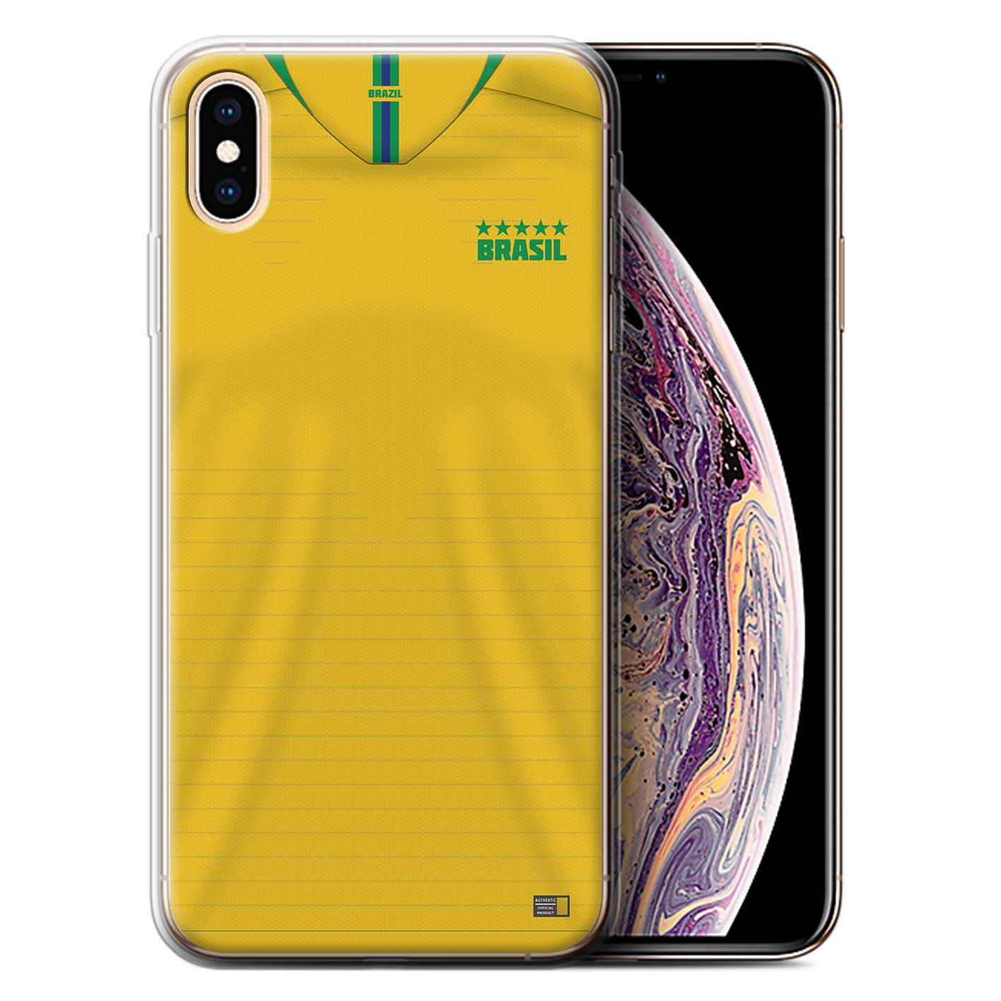 Gel-TPU-Case-for-Apple-iPhone-XS-Max-World-Cup-2018-Football-Shirt thumbnail 11