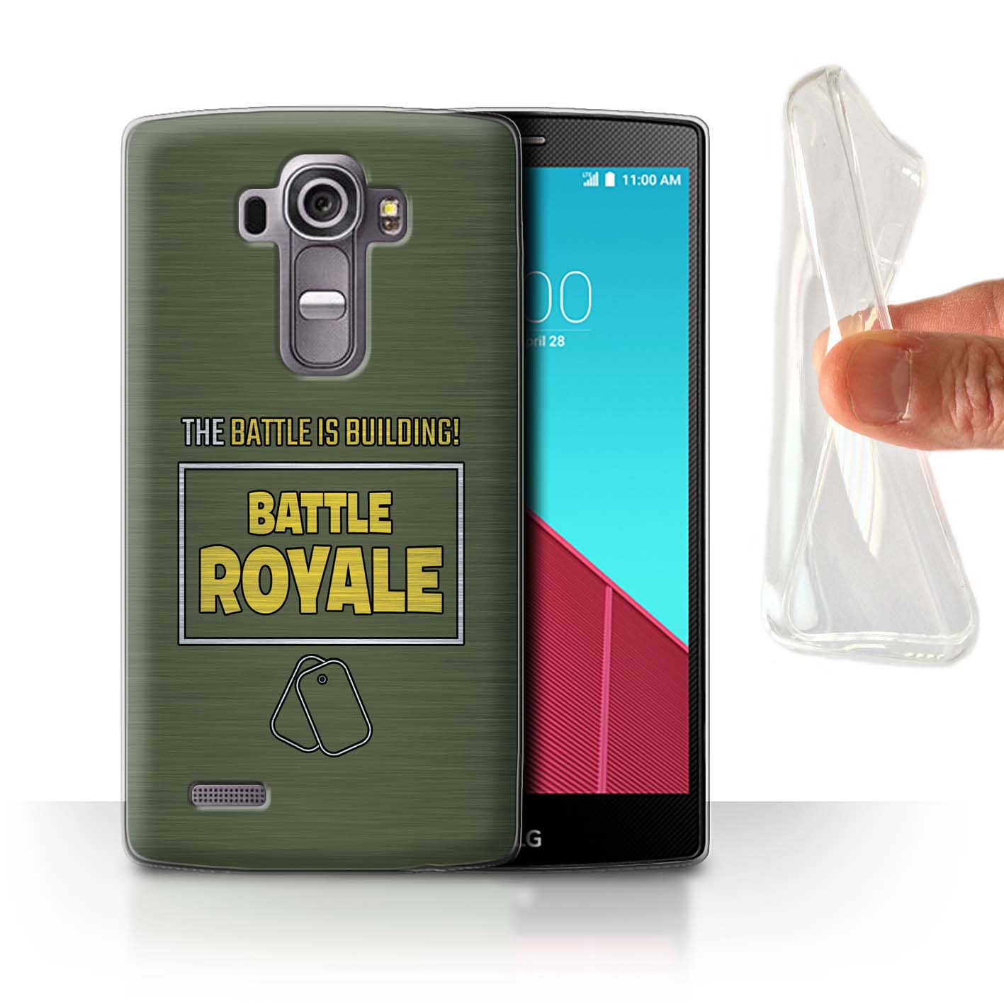 STUFF4-Gel-TPU-Phone-Case-for-LG-G4-H815-H818-FN-Battle-Royale