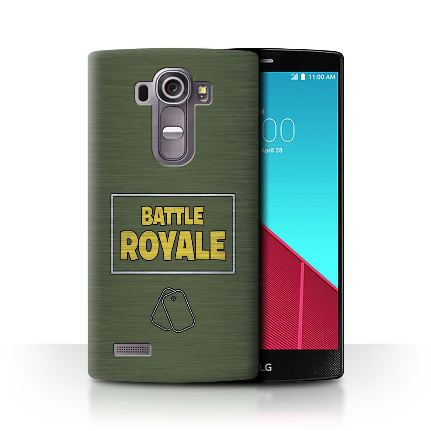 STUFF4-Phone-Case-Back-Cover-for-LG-G4-Beat-H735-FN-Battle-Royale