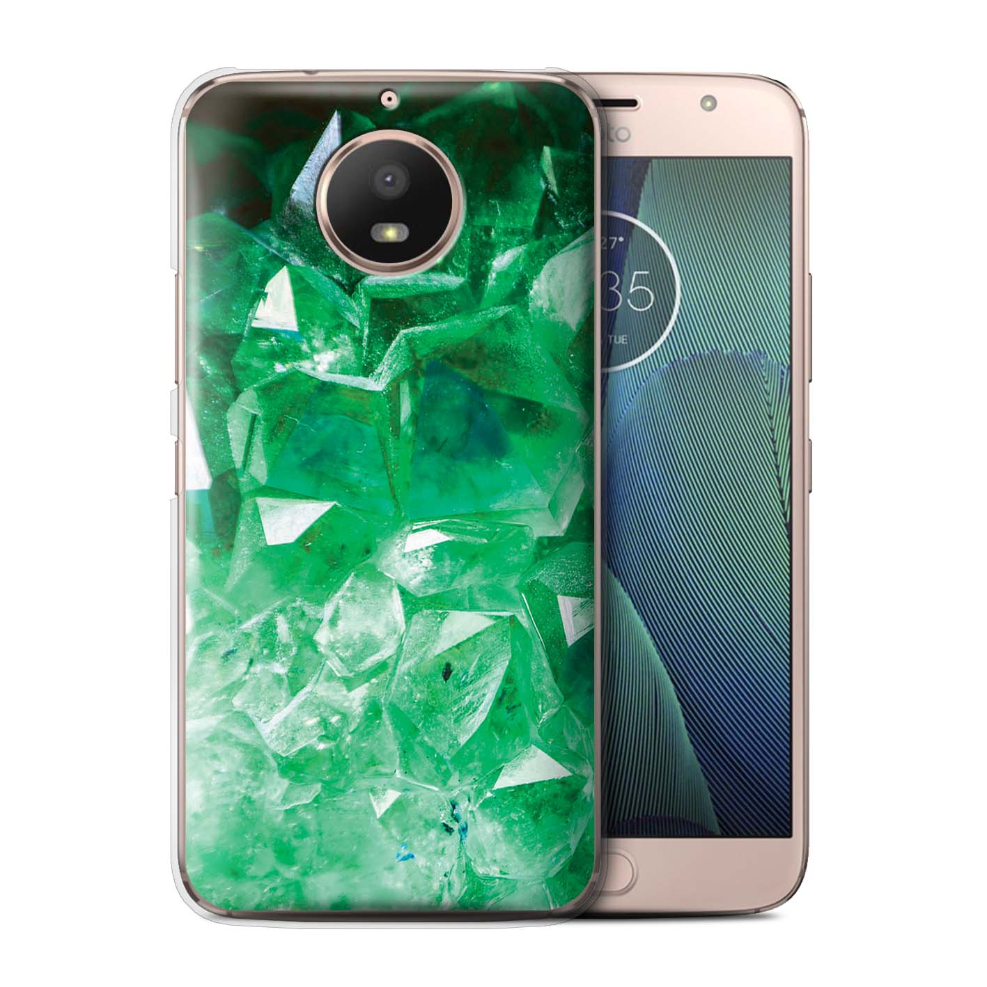 STUFF4-Back-Case-Cover-Skin-for-Motorola-Moto-G5S-Birth-Gemstone
