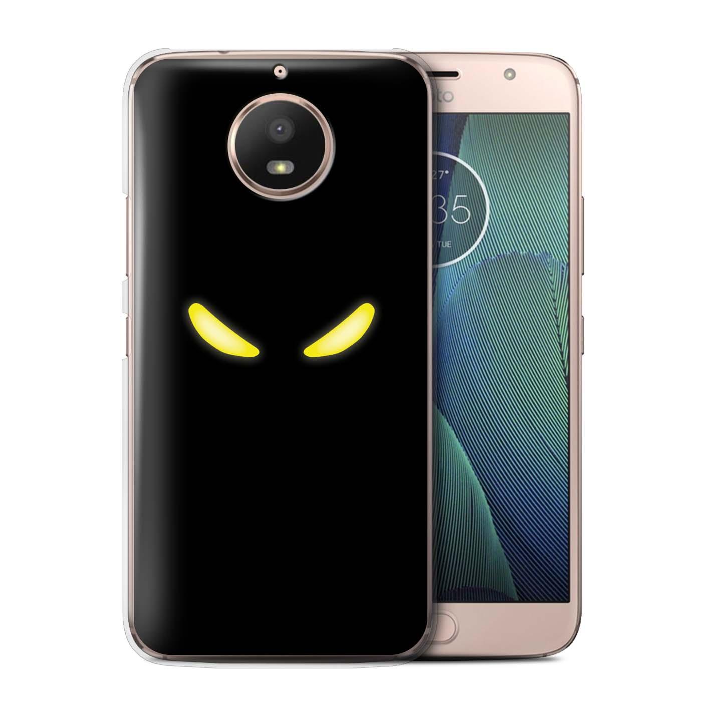 Coque-Etui-Housse-de-Stuff4-pour-Motorola-Moto-G5S-Chasseur-D-039-Alien-Art-film