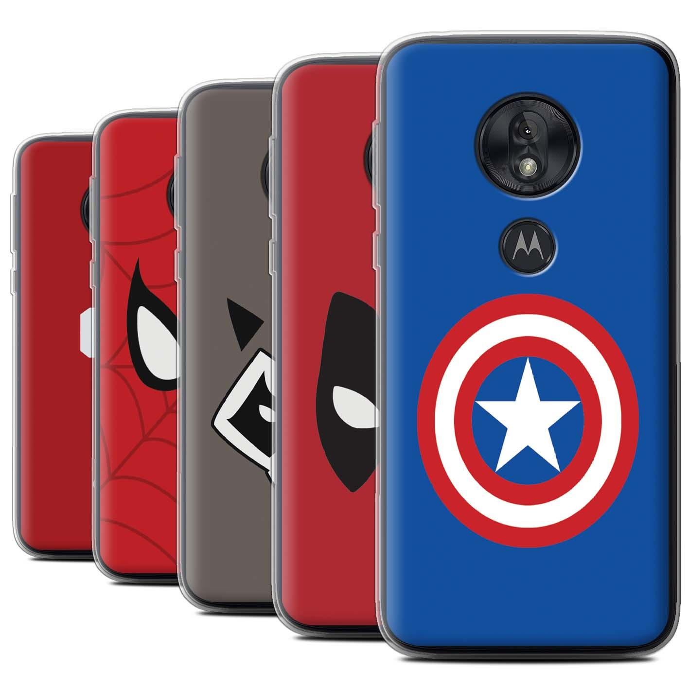 Gel-TPU-Case-for-Motorola-Moto-G7-Play-Super-Hero-Comic-Art