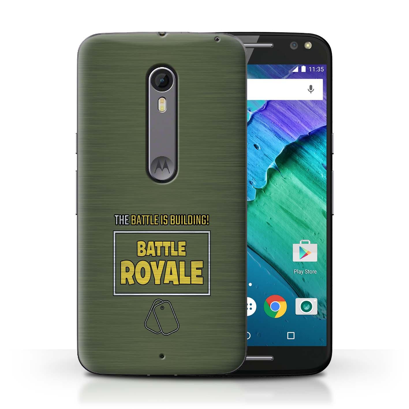 STUFF4-Phone-Case-Back-Cover-for-Motorola-Moto-X-Pure-Edition-FN-Battle-Royale
