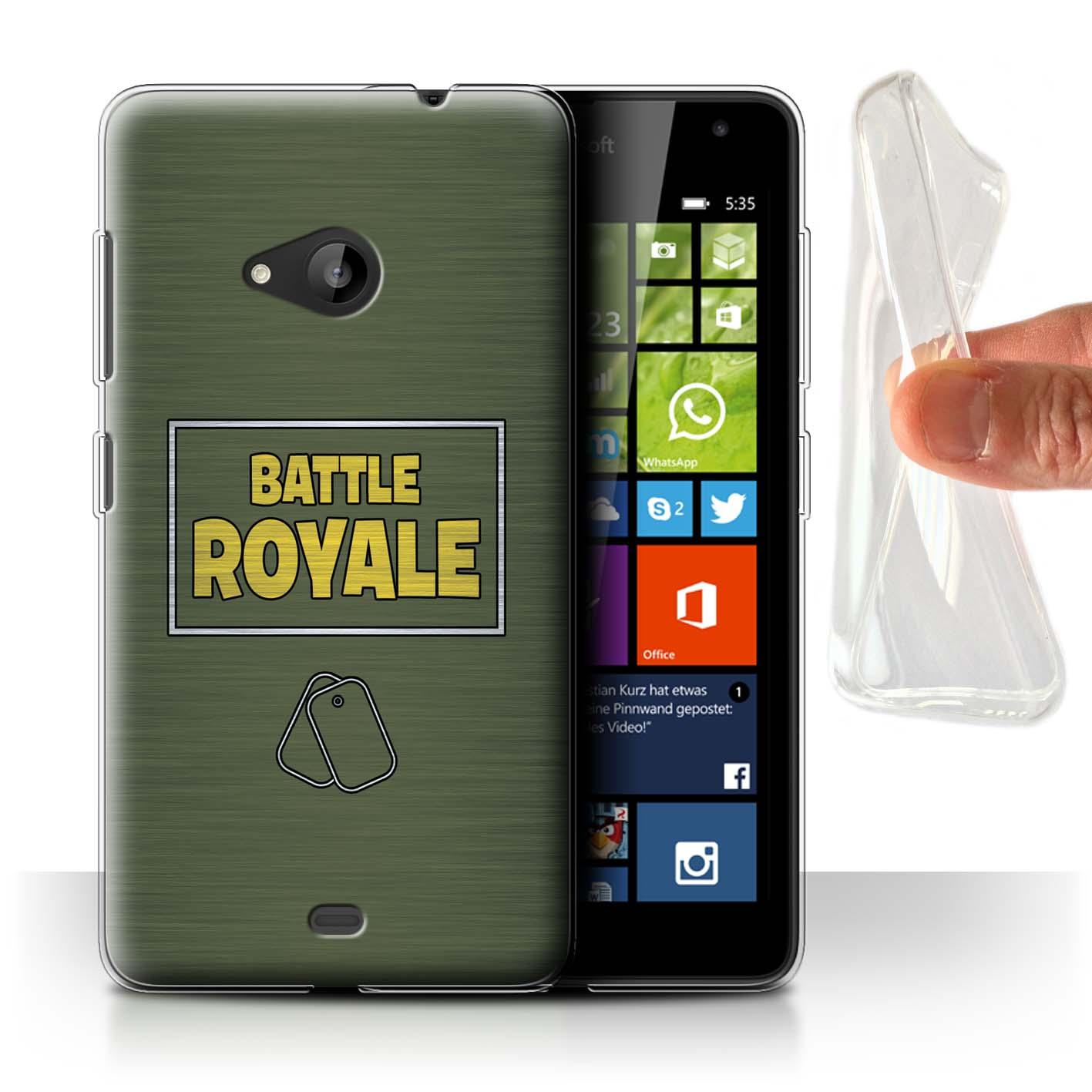 STUFF4-Gel-TPU-Phone-Case-for-Microsoft-Lumia-535-FN-Battle-Royale