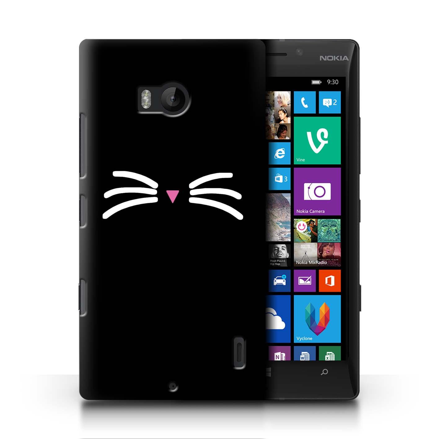 STUFF4-Back-Case-Cover-Skin-for-Nokia-Lumia-Icon-Cute-Cartoon-Cat