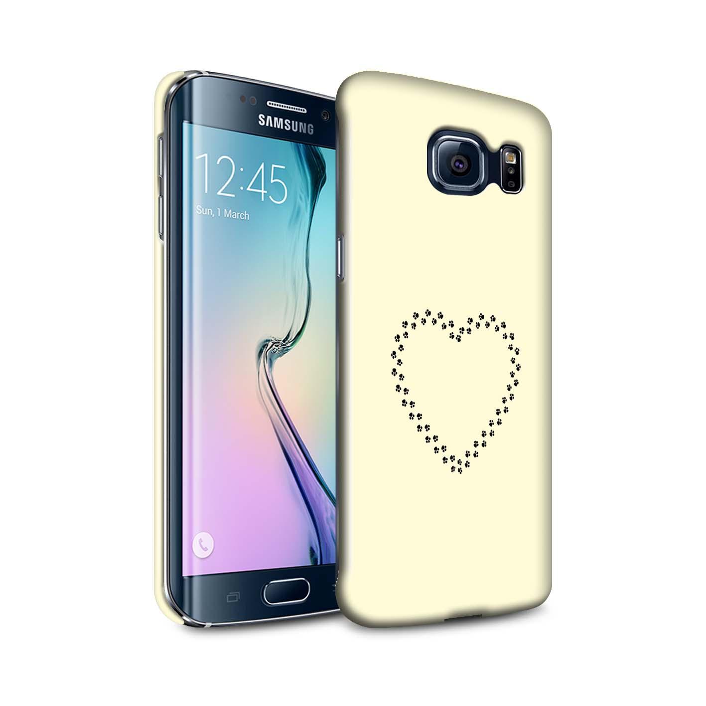 STUFF4-Gloss-Phone-Case-for-Samsung-Galaxy-S6-Edge-Plus-Cute-Cartoon-Cat