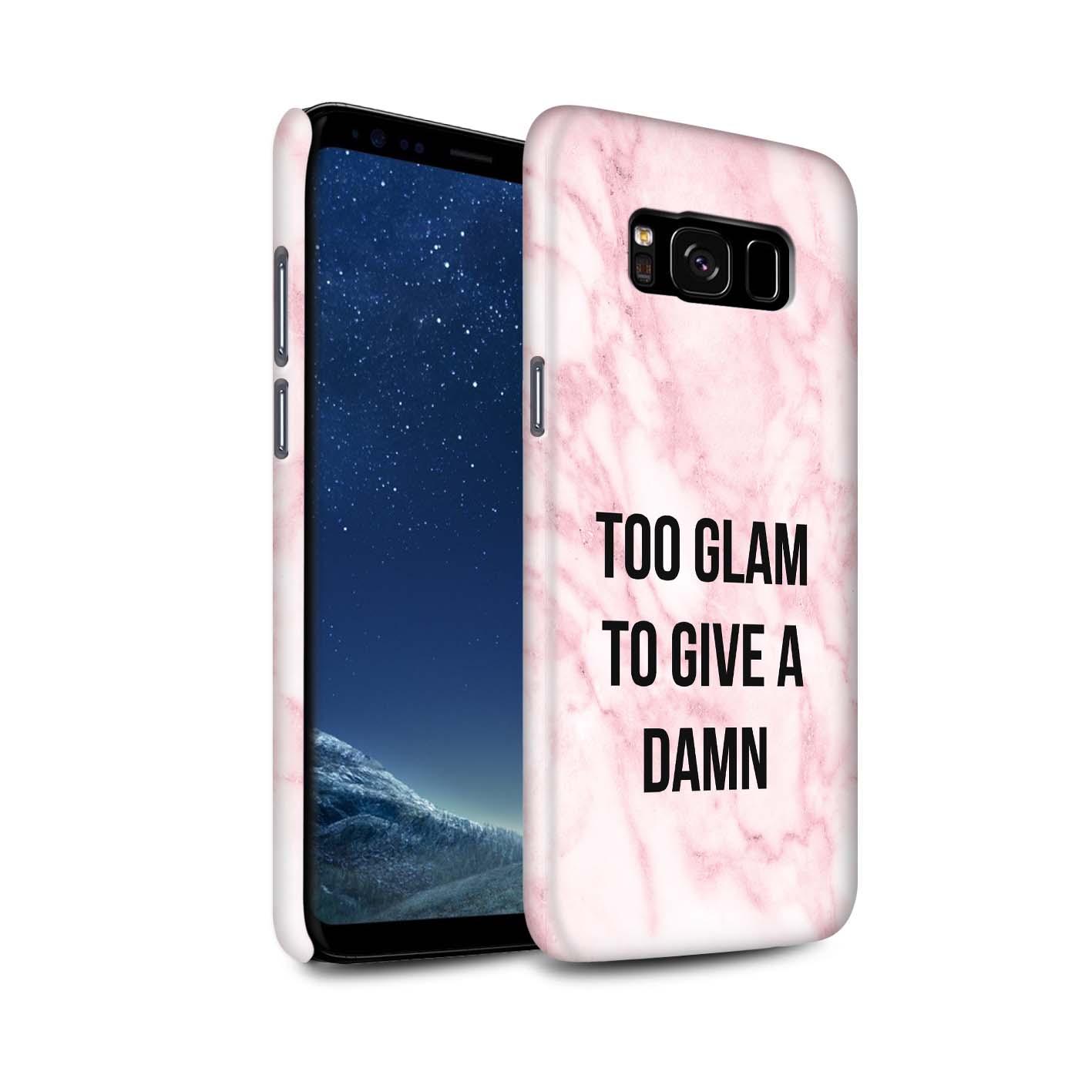 Coque-Etui-Brillant-STUFF4-pour-Samsung-Galaxy-S8-G950-Diva-Marbre-Drole-Mode