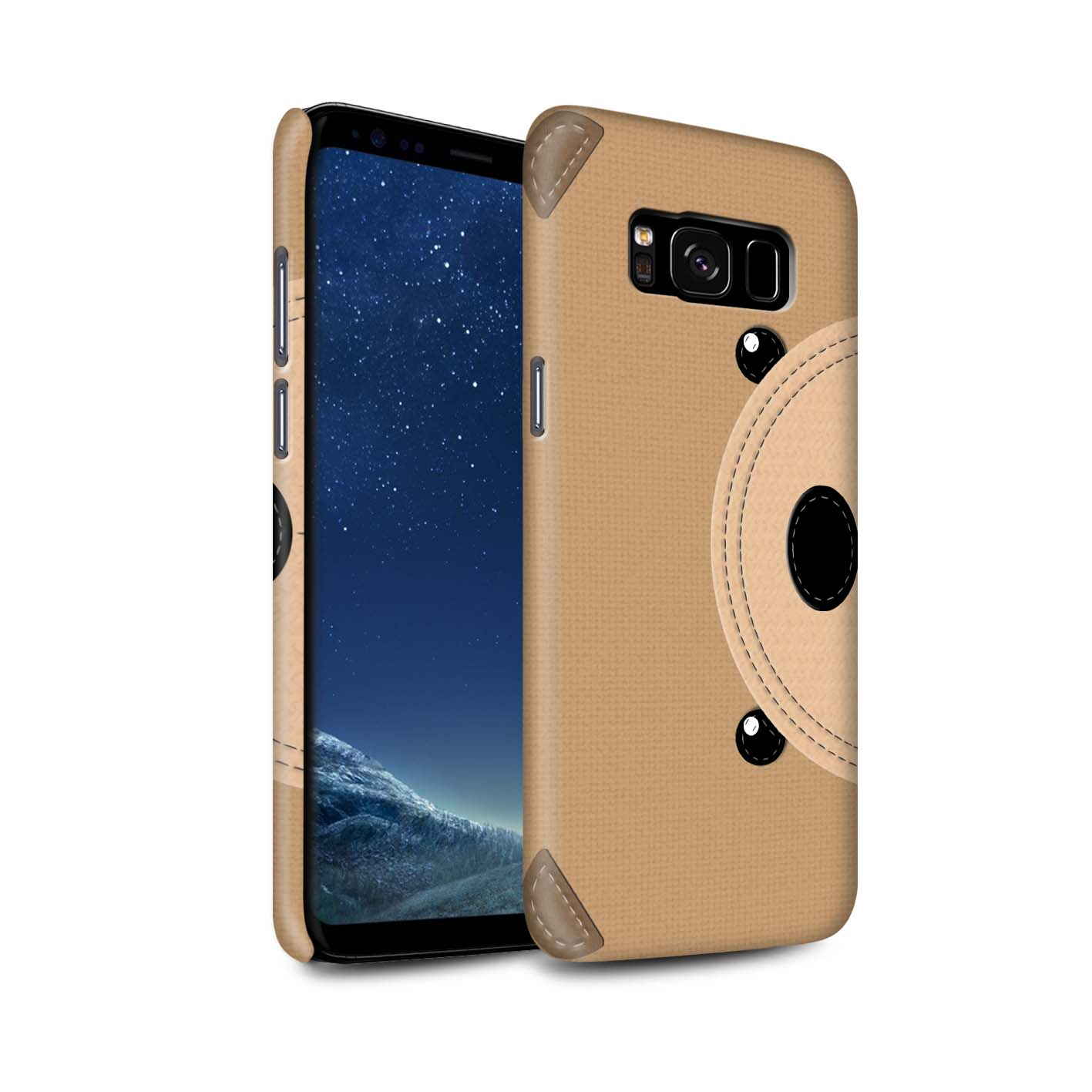 Matte-Phone-Case-for-Samsung-Galaxy-S8-G950-Animal-Stitch-Effect thumbnail 8