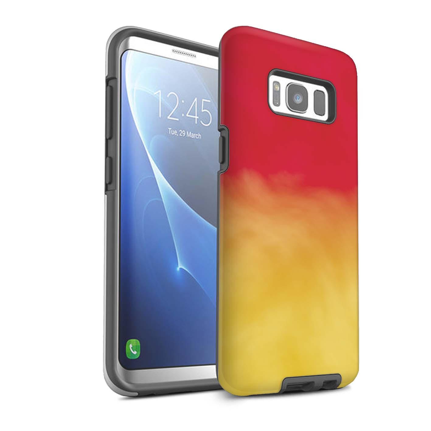 Robuste-Matte-Antichoc-Etui-STUFF4-pour-Samsung-Galaxy-S8-G950-Ombre-Mode