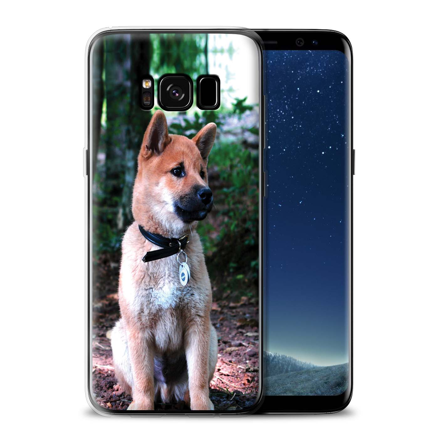Gel-TPU-Case-for-Samsung-Galaxy-S8-G950-Popular-Dog-Canine-Breeds thumbnail 15