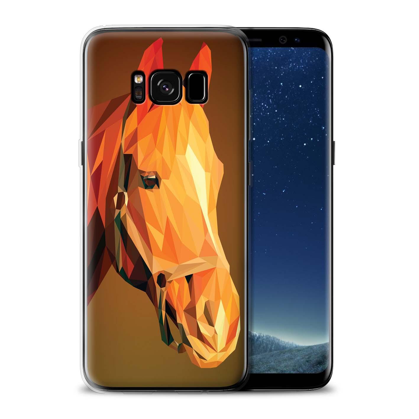 Gel-TPU-Case-for-Samsung-Galaxy-S8-G950-Geometric-Animal-Wildlife thumbnail 10