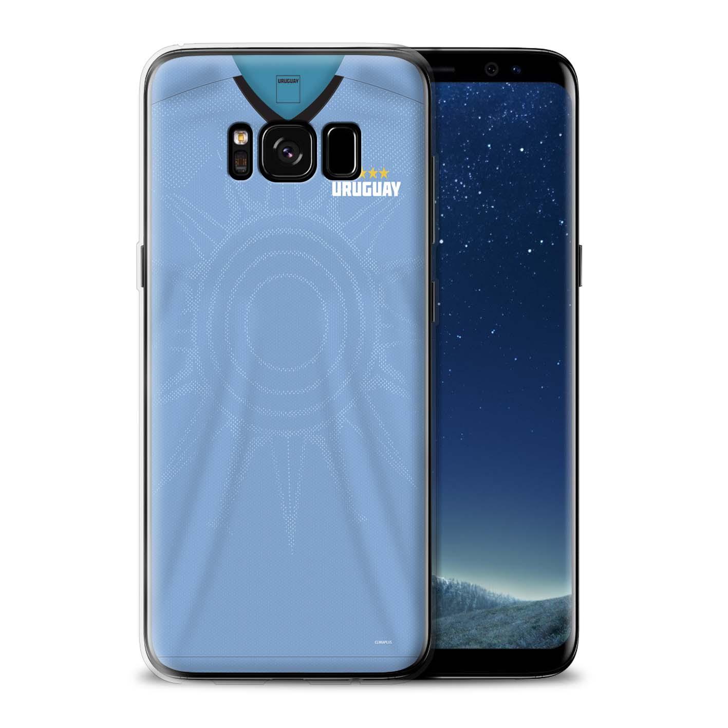 Gel-TPU-Case-for-Samsung-Galaxy-S8-G950-World-Cup-2018-Football-Shirt thumbnail 39