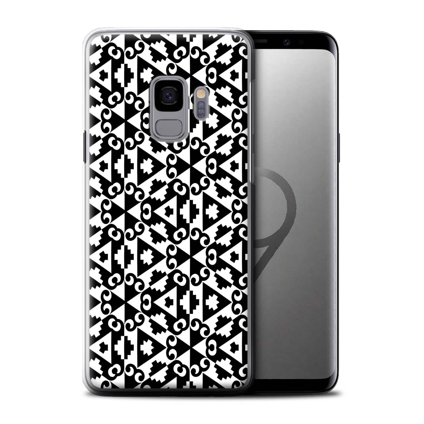 Coque-Etui-Housse-de-Stuff4-pour-Samsung-Galaxy-S9-G960-Mode-Noir