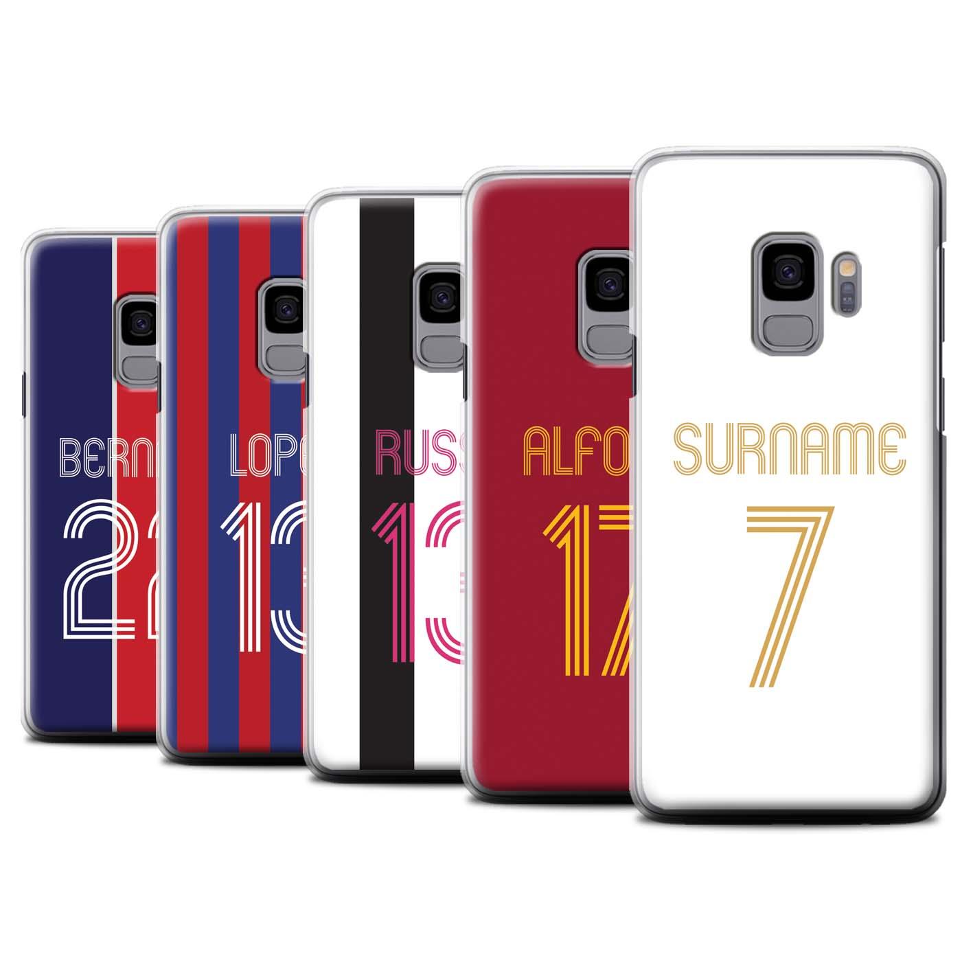 Personalised-Case-for-Samsung-Galaxy-S9-G960-Custom-Euro-Football-Club-Shirt-Kit