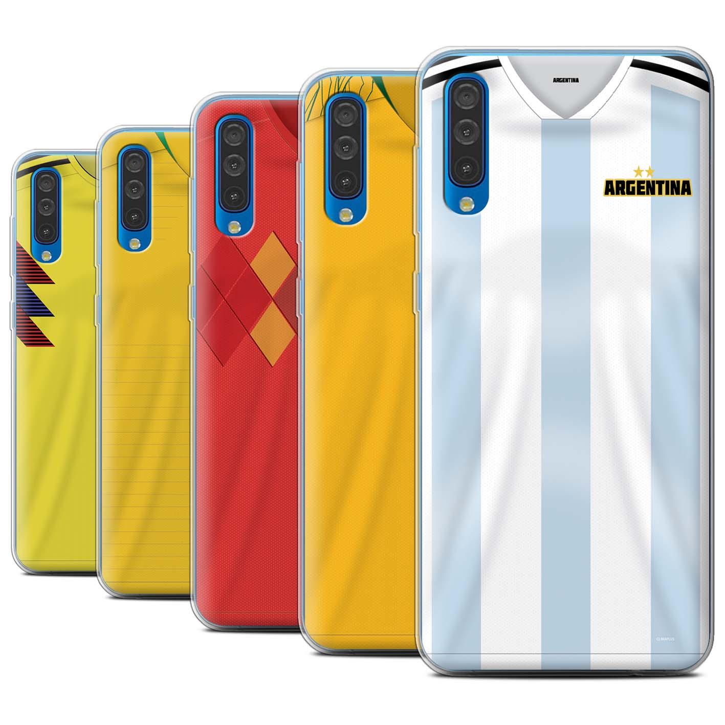 Gel-TPU-Case-for-Samsung-Galaxy-A50-2019-World-Cup-2018-Football-Shirt