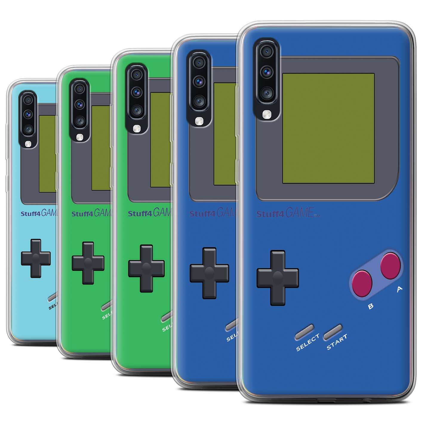 Gel-TPU-Case-for-Samsung-Galaxy-A70-2019-Video-Gamer-Gameboy