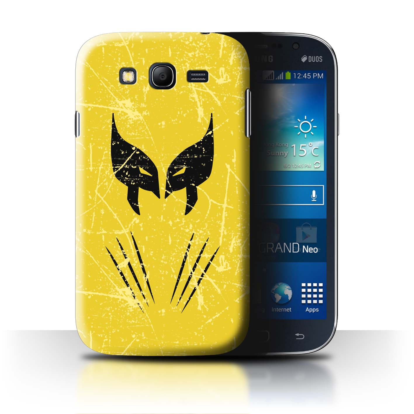venom custodia samsung neo grand