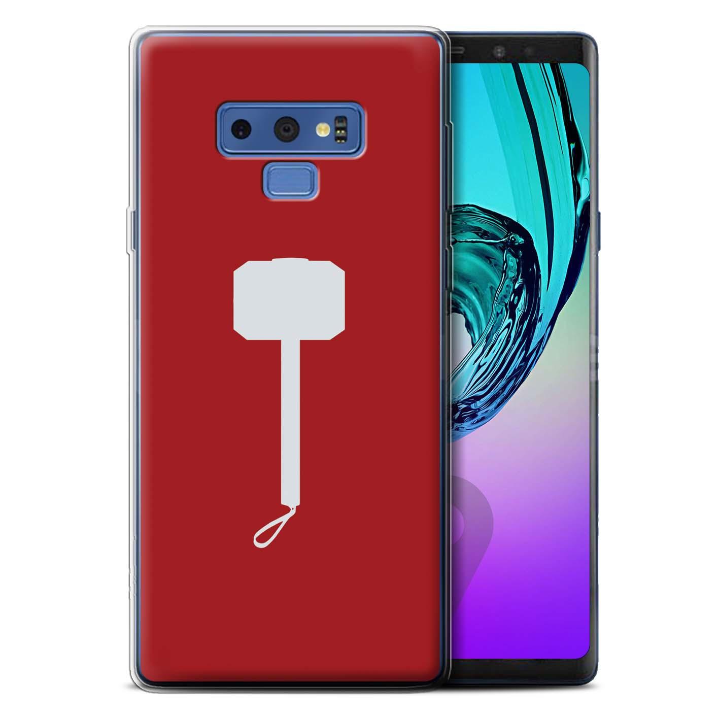 Gel-TPU-Case-for-Samsung-Galaxy-Note-9-N960-Super-Hero-Comic-Art thumbnail 13