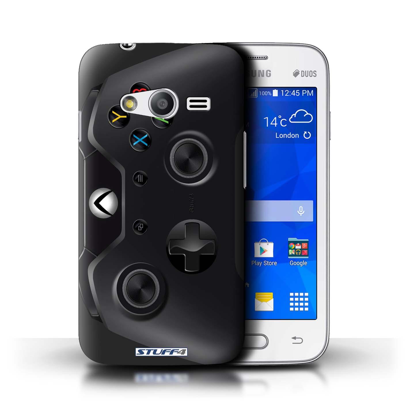 Tongue Emoticon Emoji Design for Samsung Galaxy V G313 Clear Hard Back Case