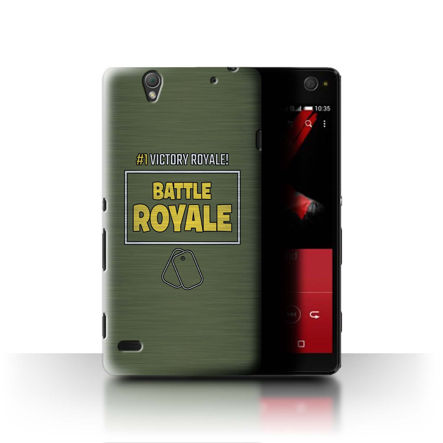STUFF4-Phone-Case-Back-Cover-for-Sony-Xperia-C4-FN-Battle-Royale